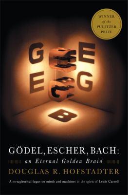 Godel Escher Bach by Douglas Hofstadter