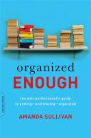 Organized enough