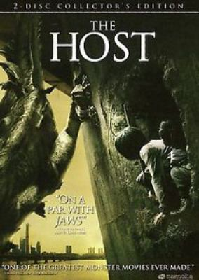 The host movie cover