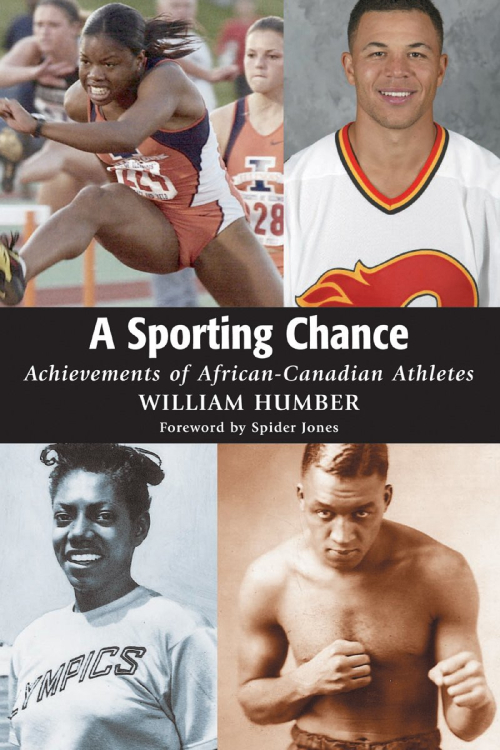 A Sporting Chance Achievements of African-Canadian Athletes