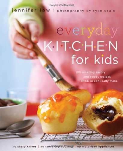 TPL Everyday Kitchen For Kid 100 Amazing Savory and Sweet Recipes Children Can Really Make
