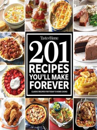 201 recipes you'll make forever