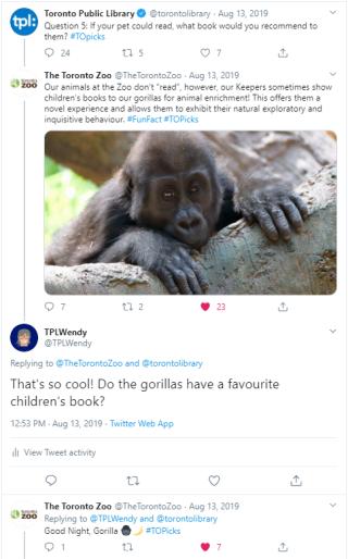 Zootweet