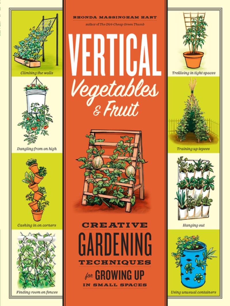 Vertical Vegetables and Fruit