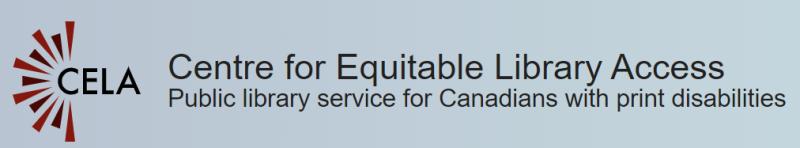 CELA logo and wordmark