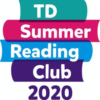 TD Summer Reading Club 2020 logo