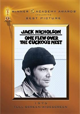 one flew over the cuckoo's nest movie cover