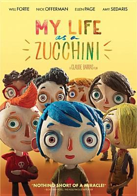 My life as a zucchini movie cover