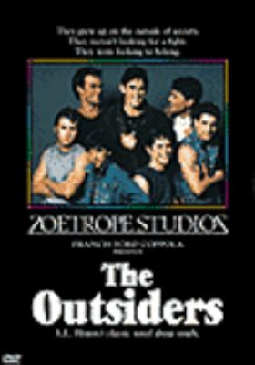 the outsiders movie cover
