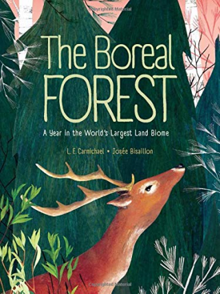 The Boreal Forest - A Year in the World's Largest Land Biome