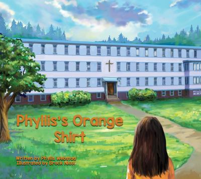 Phyllis' Orange Shirt by Phyllis Webstad
