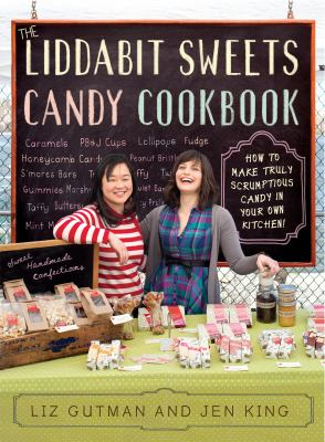 The LiddaBit Sweet Candy Cookbook