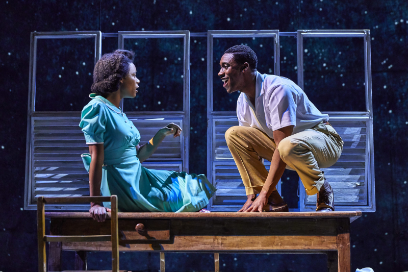 National Theatre's Production of Small Island