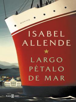 Largo petalo de mar by Isabel Allende