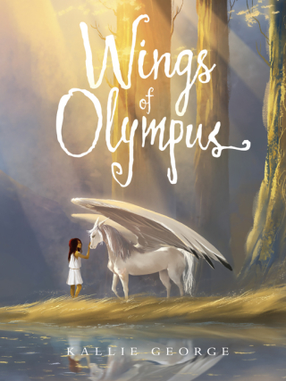 Wings of Olympus by Kallie George and Fiona Hsieh