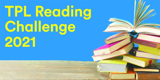 Reading challenge blog banner