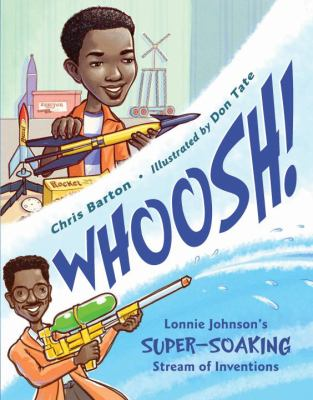 Whoosh! by Chris Barton and Don Tate