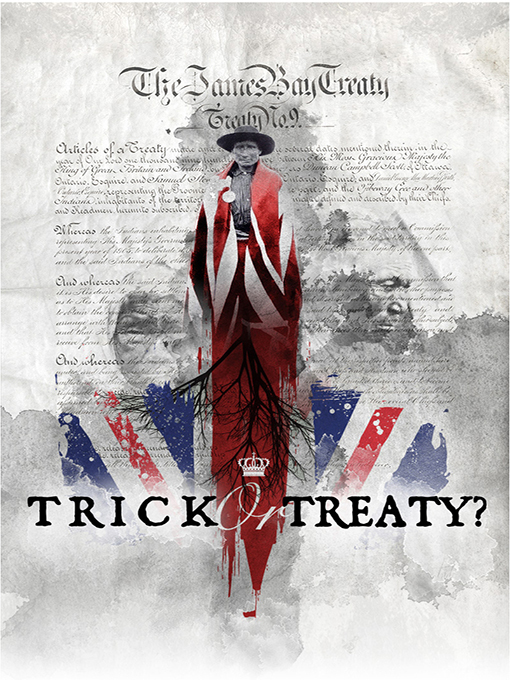 Poster for Trick or Treaty?