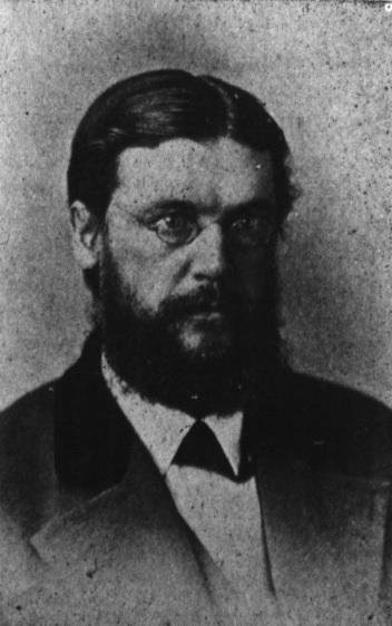 Photograph of James de Mille