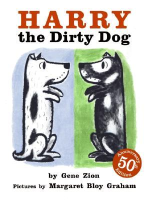 Cover of Harry the Dirty Dog by Gene Zion with pictures by Margaret Bloy Graham