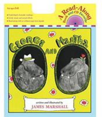 George and martha book cover