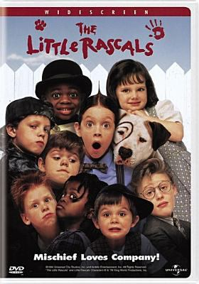 Little rascale movie cover