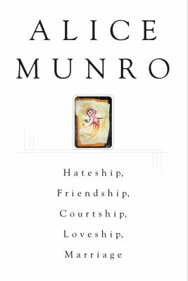 Alice munro book cover