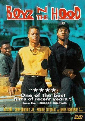 Boyz n the hood movie cover