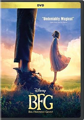 BFG movie cover
