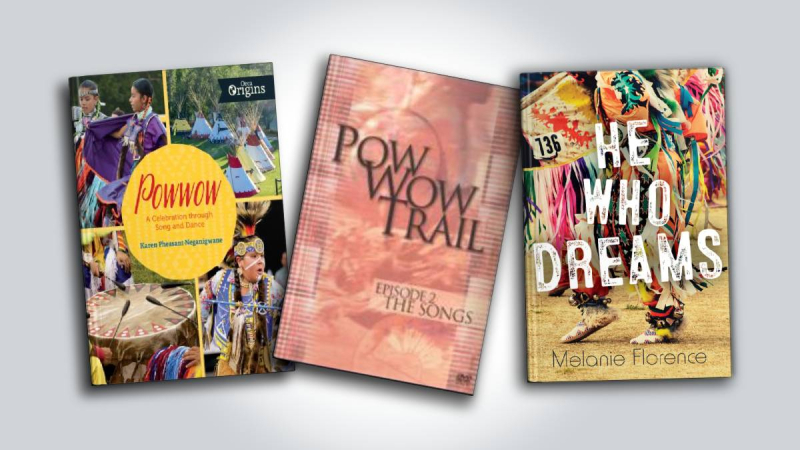 Pow Wow blog book covers