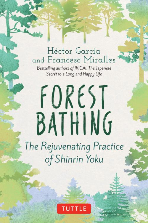 Forest bathing - the rejuvenating practice of shinrin yoku