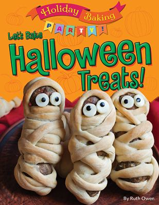 Let's Bake Halloween Treats