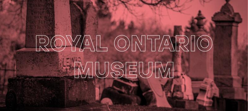 The Royal Ontario Museum ROM