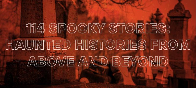 114 spooky stories