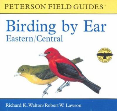 Cover of Birding by Ear Audiobook CD