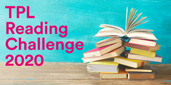 Reading Challenge Banner