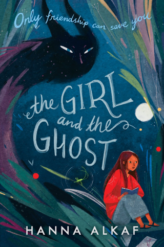 The Girl and the Ghost by Hanna Alkof