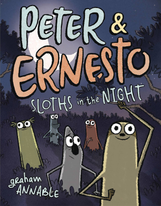 Peter & Ernesto Sloths in the Night by Graham Annable