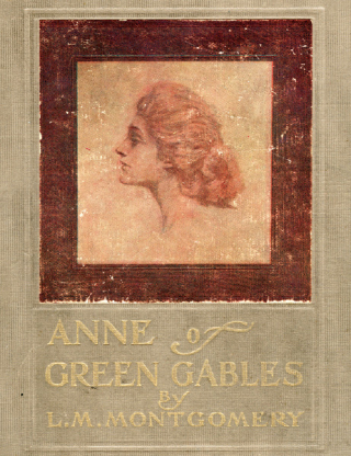 Cover of Anne of Green Gables by L.M. Montgomery