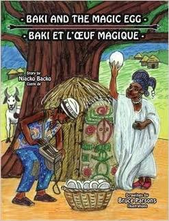 Baki and the Magic Egg