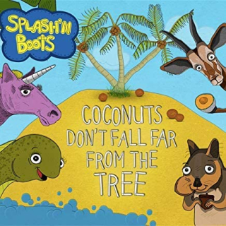 Coconuts Don't Fall Far From the Tree by Splash'n Boots