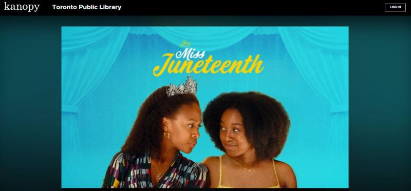 Miss Juneteenth - Kanopy