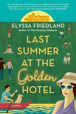 Last summer at the golden
