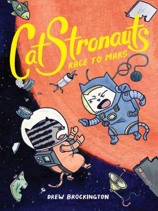 Catstronauts - Race to Mars by Drew Brockington
