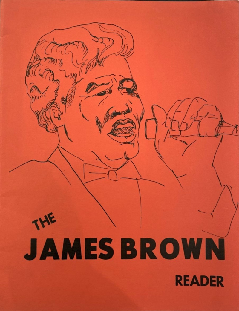 Cover of The James Brown Reader