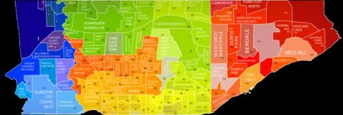 Toronto Neighborhood and Communities