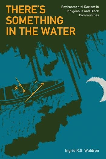 There's Something in the Water Environmental Racism in Indigenous & Black Communities by Ingrid R G Waldron