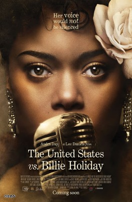 The United States Vs Billie Holiday Poster