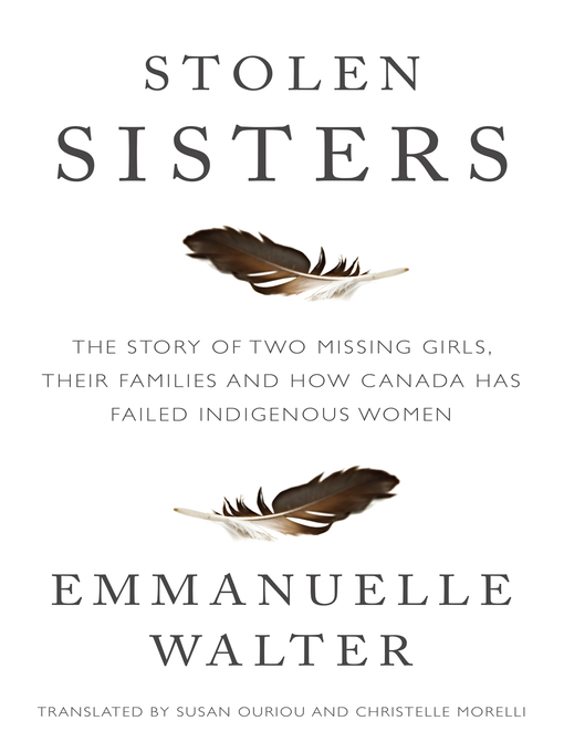 Stolen Sisters by Emmanuelle Walter