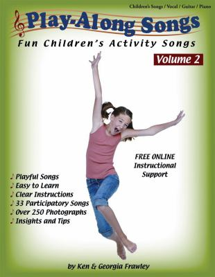 Play-Along Songs Volume 2